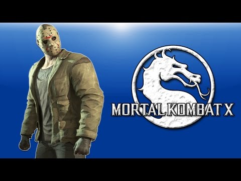 Mortal Kombat X - Ep 7 DLC (Jason Voorhees) - UCClNRixXlagwAd--5MwJKCw