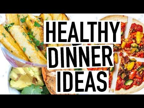 HEALTHY DINNER IDEAS! Healthy Summer Recipes! - UCkt9NzfwcHtuaY4ZBcbB5Ow