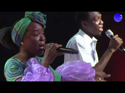 PSF MINSTRELS MINISTRATION  RCCG CONVENTION DAY 6