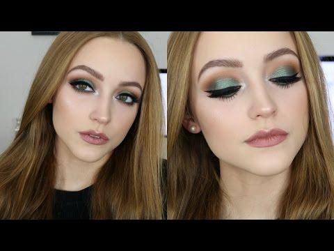 Emerald Eyes | Makeup Tutorial - UC8v4vz_n2rys6Yxpj8LuOBA