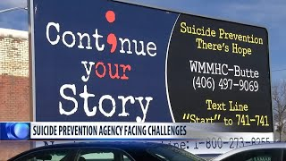 Suicide prevention in Montana faces many challenges