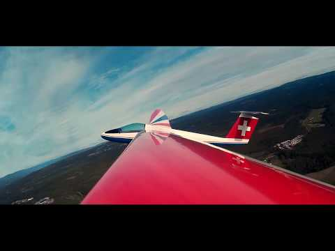 Giant remote controlled sailplanes - Aerial videos. From wing tip and tail. - UCz3LjbB8ECrHr5_gy3MHnFw