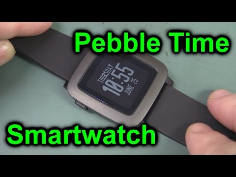 EEVblog #758 - Pebble Time Smartwatch Unboxing & Review - UC2DjFE7Xf11URZqWBigcVOQ