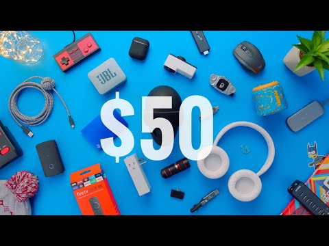 50 Gadgets under $50 🤯 - UCDlQwv99CovKafGvxyaiNDA