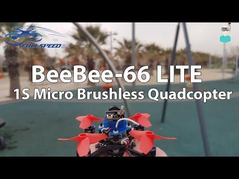 Full Speed BeeBee-66 LITE 1S FPV Racing Drone - UCOs-AacDIQvk6oxTfv2LtGA