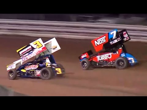 Highlights: ASCoC @ Missouri State Fair Speedway 7.29.2021 - dirt track racing video image