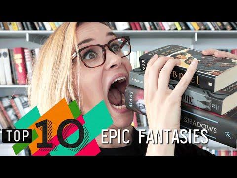 Top 10 Epic Fantasies   Throne of Glass, Shadow and Bone & More!   Epic Reads - UCSRwwQb-oMNAWWAnw0bh27w