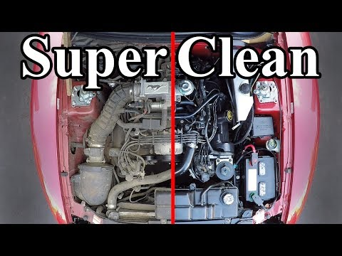 How to SUPER CLEAN your Engine Bay - UCes1EvRjcKU4sY_UEavndBw