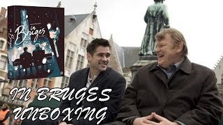 In Bruges Unboxing | Second Sight Films | Limited Edition | Blu Ray |