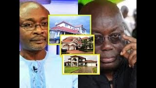 (BREAKING) Government begins process to sell woyome's houses at reduced prices
