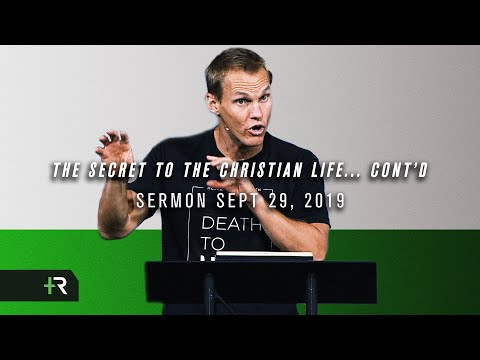 David Platt  The Story of Scripture: The Secret to the Christian Life...Continued