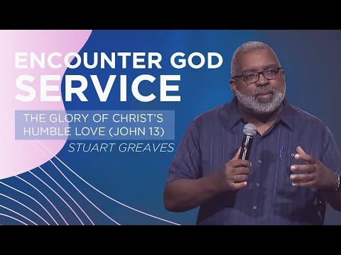 The Glory of Christs Humble Love - Stuart Greaves