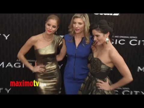 SPARTACUS Stars at MAGIC CITY Premiere EXTENDED UNCUT VIDEO in HD - UCybF_bgvjVTAPIm8HT-TNdQ