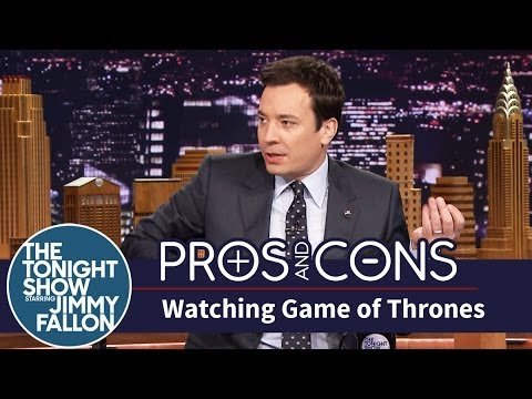 Pros and Cons: Watching Game of Thrones - UC8-Th83bH_thdKZDJCrn88g