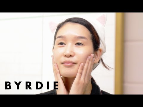 Korean Beauty Nighttime Skincare Routine With Charlotte Cho From Soko Glam | Byrdie - UCiyGevQ2Nw-btTsKXVJtN7A