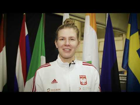 Team Poland // Barcelona Women's epee World Cup