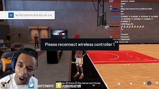 FlightReacts SNAPS CONTROLLER In PIECES & RAGES HARD At RONNIE2K After Losing To Teammate 1v1 wager!