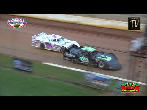 American All Stars @ Smoky Mountain Speedway May 29, 2021 - dirt track racing video image