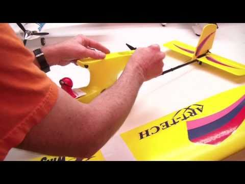 Building the Art-Tech Wing Dragon 3ch Park Flyer by Jeff - UCJZL9VSp8g5rRQXeumrEOEg