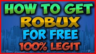 HOW TO GET FREE ROBUX IN 2019!!!! NO HUMAN VERIFICATION
