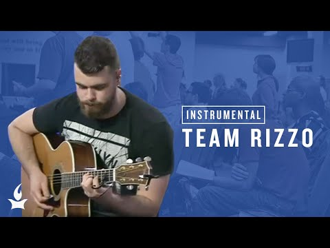 (Instrumental) Team Rizzo - The Prayer Room Live