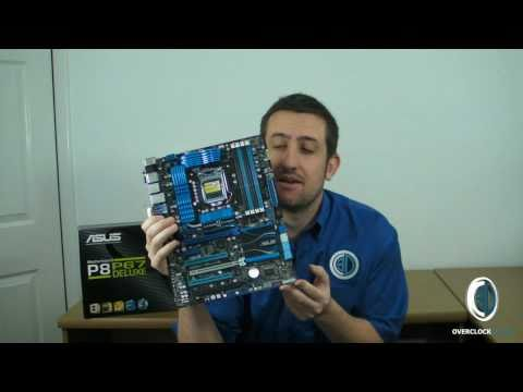 Asus 1155 P8P67 Deluxe FIRST LOOK Sandy Bridge Motherboard - UC_SN80_V2GymyCWM2oTYTeg