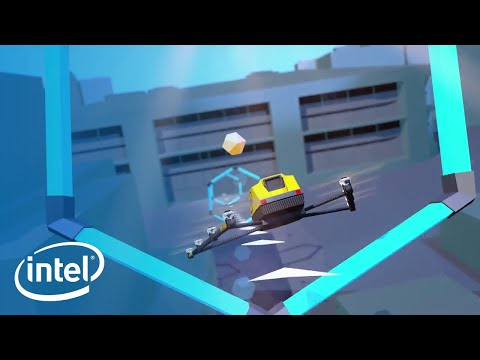 Servers Rock Presents: Intel® Drone Racing – A Training for the Intel® Xeon® Platform | Intel - UCk7SjrXVXAj8m8BLgzh6dGA