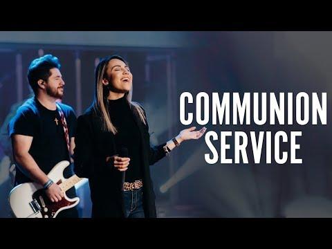 COMMUNION SERVICE  February 2019