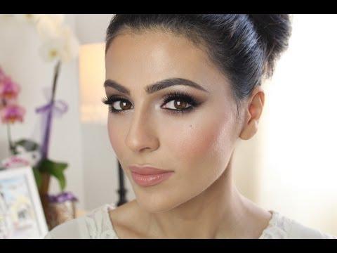 Bridal Makeup Tutorial   Simply Sona - UCp1XyVkqPgcRvso3AY_e8iQ