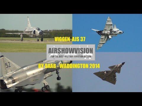 VIGGEN. . . BY SAAB! (airshowvision) - UCSYRuArsXcr6MOlp-7pMhBw