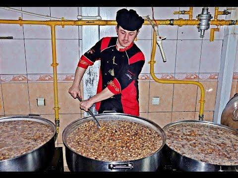 Ashura Noah's Pudding  Recipe 1000 People Dessert - UC7ow90uYlS9myGFWrmcvqIg