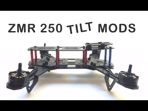 Free FPV Racing Mods to a ZMR 250 - UCdprwv8tG2DybEMgBfvzkPg