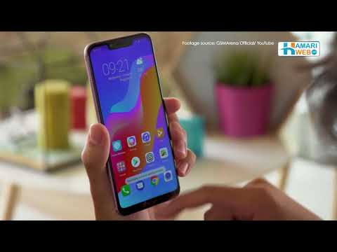 Huawei Honor Play First Look & Key Features