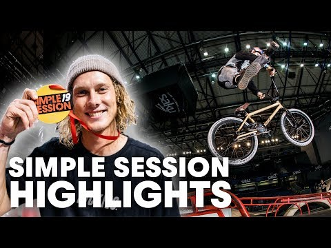 BMX Finals I Simple Session 2019 - UCXqlds5f7B2OOs9vQuevl4A