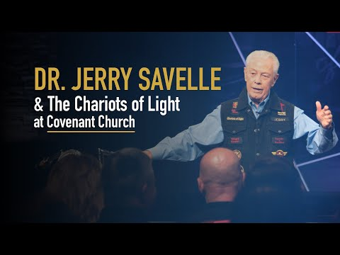 Dr. Jerry Savelle and The Chariots of Light LIVE at JDM Covenant Church!