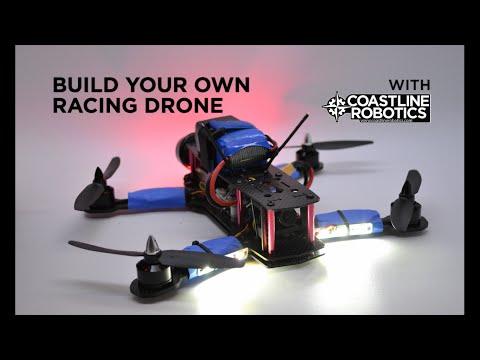 Build your own racing drone Part 1. ZMR250 DIY - UCuBI6E9isLvzAtExSuh1OAg