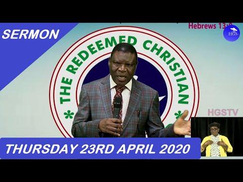PASTOR J.O OBAYEMI SERMON  STANDING ON THE PROMISES OF GOD