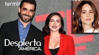 ¿Ariadne Díaz celosa con Marcus Ornellas por escenas de besos con Camila Sodi?