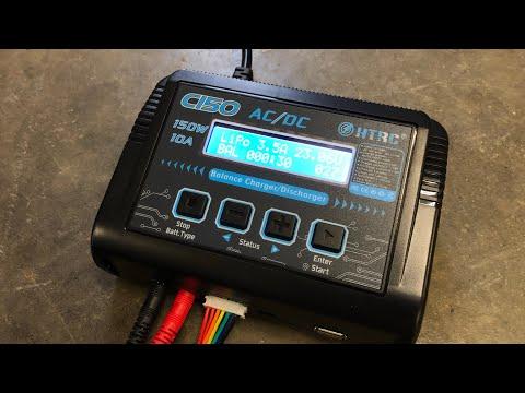 HTRC C150 LiPo AC/DC Charger Battery Balance Charger Review - UCLqx43LM26ksQ_THrEZ7AcQ