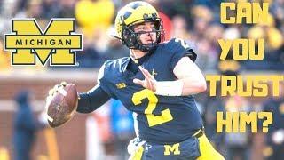 Shea Patterson WILL let Michigan DOWN?   Michigan Football Preview 2019-2020
