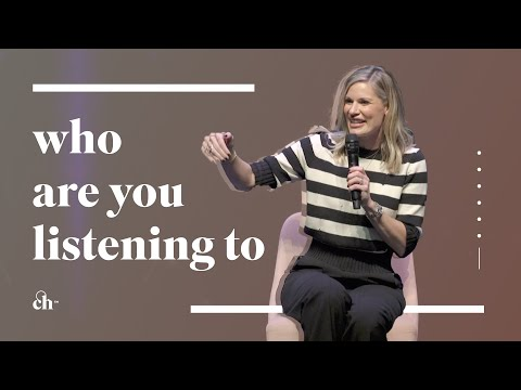 Who Are You Listening To? // Chelsea Smith