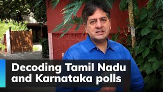 Decoding Tamil Nadu and Karnataka polls with Dhanya Rajendran: #ElectionsWithVikram
