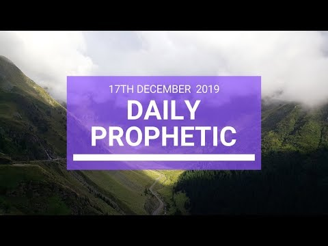 Daily Prophetic 17  December 3  of 4