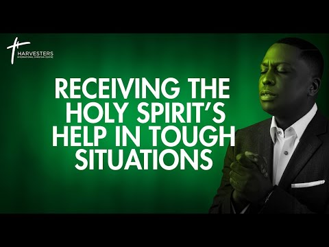 Receiving The Holy Spirit's Help In Tough Situations (Sermon Only)  Pst Bolaji Idowu