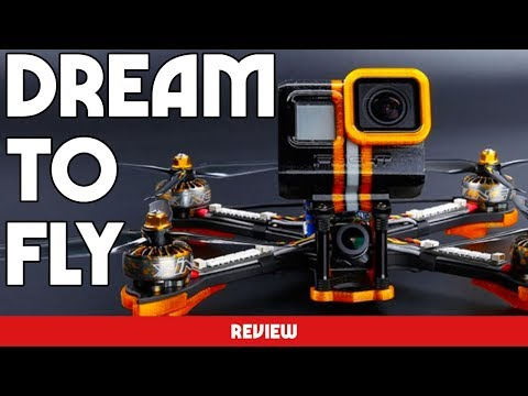 FREESTYLE JUST WENT WILD - Iflight's Flag ship drone - Cidora review - UC3ioIOr3tH6Yz8qzr418R-g
