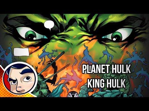 "Planet Hulk ""King Hulk Conquers"" - InComplete Story | Comicstorian - UCmA-0j6DRVQWo4skl8Otkiw"