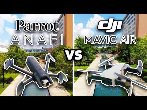 Parrot DISCO 4G LTE + Li-Ion Unlimited Range Mod = Unlimited