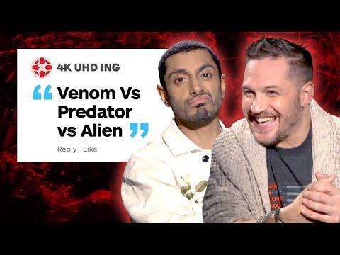 Tom Hardy and Riz Ahmed Respond to IGN Comments - UCKy1dAqELo0zrOtPkf0eTMw