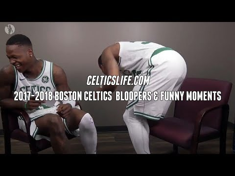 Boston Celtics Bloopers and Funny Moments, 2017-2018 - UC9h4wx9QX1KoW7MiuSFy6Mg