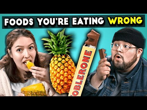 5 Foods You're Eating Wrong - UCHEf6T_gVq4tlW5i91ESiWg